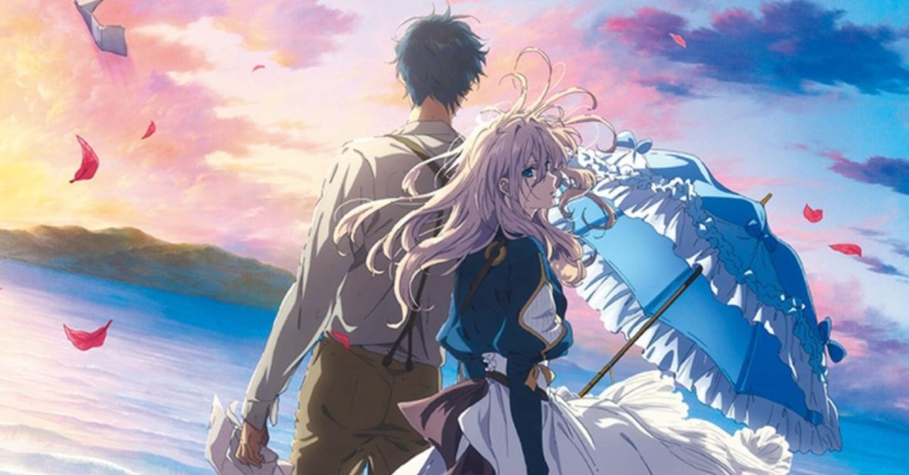 Violet Evergarden: The Movie 2020 HD Full Movie Online