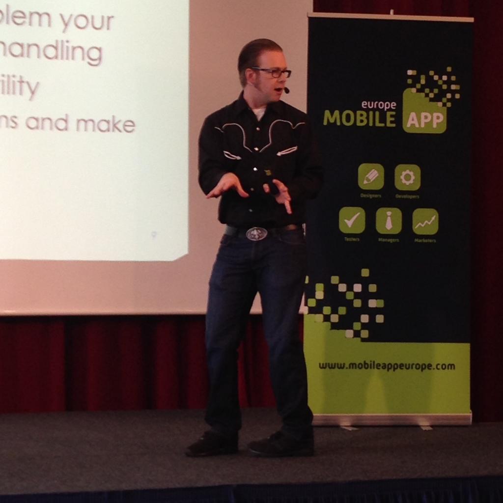 Mobile app europe