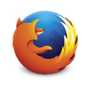 Firefox logo only rgb