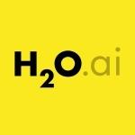 H2o square sticker