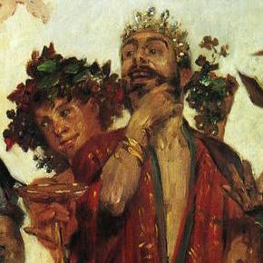 Homeric laughter   lovis corinth  s2