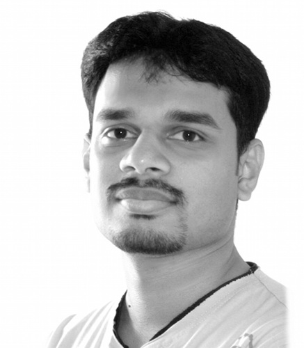 Arun portrait