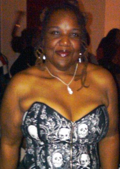 Liz corsett